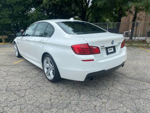 2015 BMW 5 Series for sale at Welcome Motors LLC in Haverhill MA