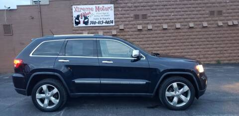 2011 Jeep Grand Cherokee for sale at Xtreme Motors Plus Inc in Ashley OH