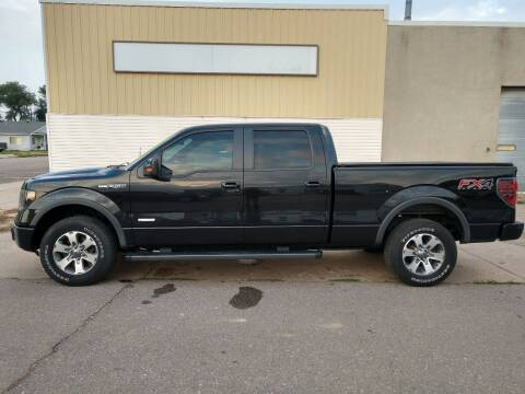 2014 Ford F-150 for sale at Kardells Auto in Laurel NE