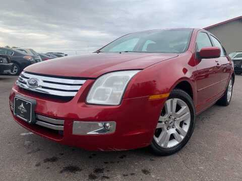 2008 Ford Fusion for sale at LUXURY IMPORTS in Hermantown MN