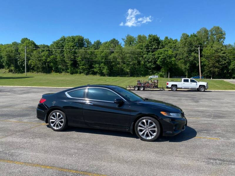 2013 Honda Accord for sale at Tennessee Valley Wholesale Autos LLC in Huntsville AL