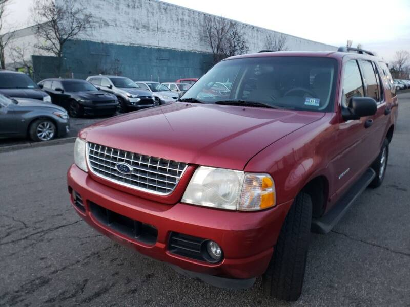 2004 Ford Explorer for sale at Giordano Auto Sales in Hasbrouck Heights NJ