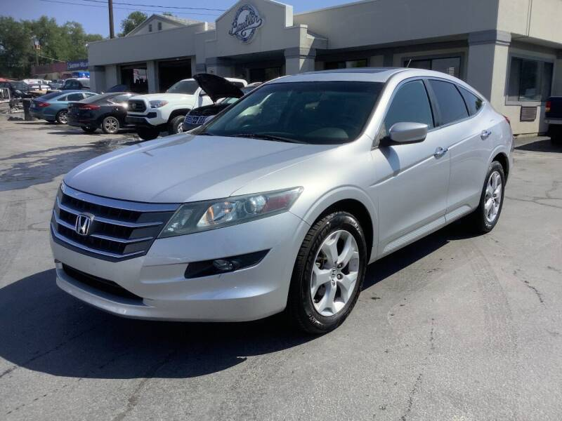 2010 Honda Accord Crosstour for sale at Beutler Auto Sales in Clearfield UT