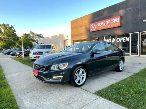 2014 Volvo S60 for sale at HOUSE OF CARS CT in Meriden CT