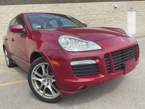 2009 Porsche Cayenne for sale at Trocci's Auto Sales in West Pittsburg PA