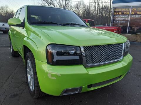 2007 Chevrolet TrailBlazer for sale at GREAT DEALS ON WHEELS in Michigan City IN