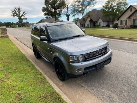 2013 Land Rover Range Rover Sport for sale at Preferred Auto Sales in Tyler TX