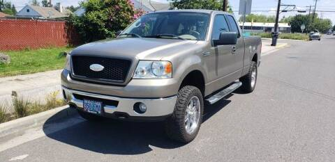 2006 Ford F-150 for sale at Kingz Auto LLC in Portland OR