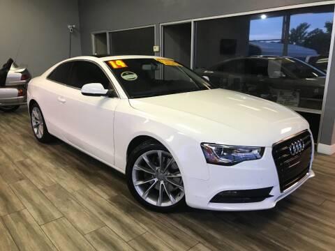 2014 Audi A5 for sale at Golden State Auto Inc. in Rancho Cordova CA