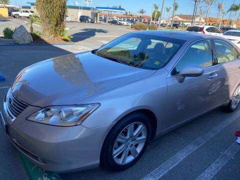 2008 Lexus ES 350 for sale at Coast Auto Motors in Newport Beach CA