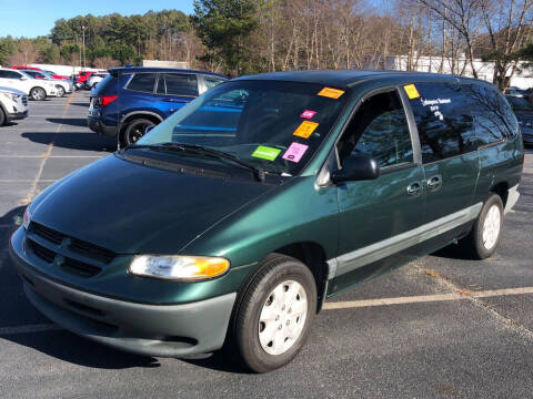 1999 Dodge Grand Caravan for sale at CARS PLUS MORE LLC in Cowan TN