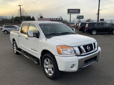 2010 Nissan Titan for sale at Maxx Autos Plus in Puyallup WA
