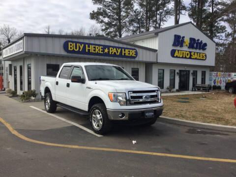 2014 Ford F-150 for sale at Bi Rite Auto Sales in Seaford DE