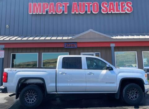 2014 GMC Sierra 1500 for sale at Impact Auto Sales in Wenatchee WA