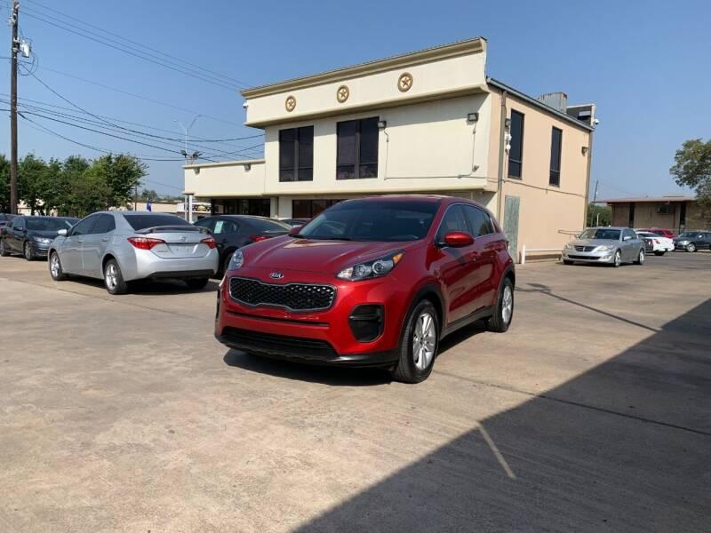 2018 Kia Sportage LX 4dr SUV - Houston TX