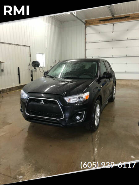2015 Mitsubishi Outlander Sport for sale at RMI in Chancellor SD