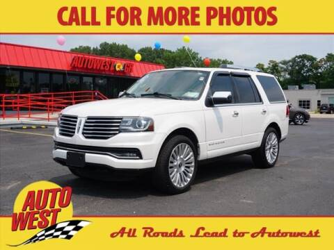 2015 Lincoln Navigator for sale at Autowest of GR in Grand Rapids MI
