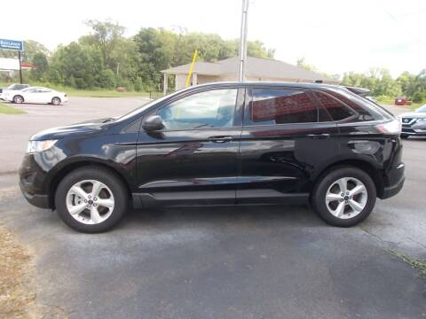 2016 Ford Edge for sale at West TN Automotive in Dresden TN