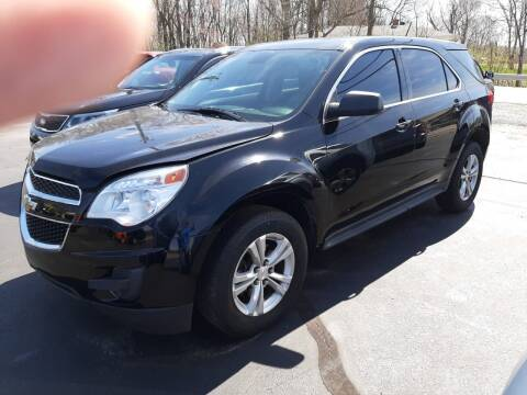 2015 Chevrolet Equinox for sale at Best Buy Auto Sales in Midland OH