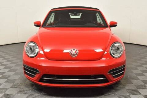 2018 Volkswagen Beetle Convertible for sale at Southern Auto Solutions-Jim Ellis Volkswagen Atlan in Marietta GA