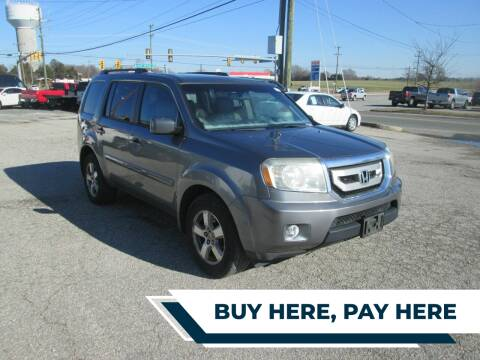 2009 Honda Pilot for sale at Wally's Wholesale in Manakin Sabot VA