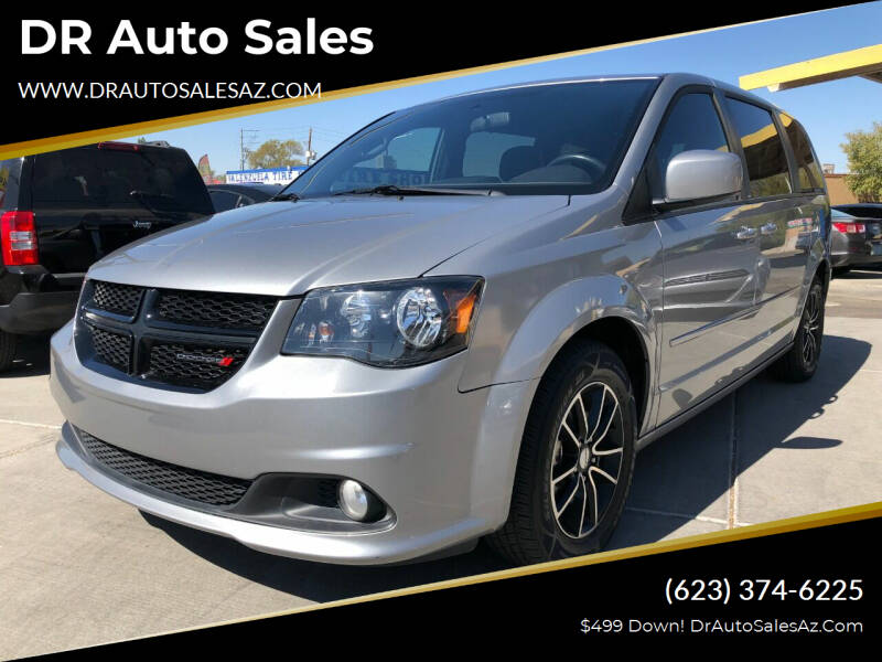 2014 Dodge Grand Caravan for sale at DR Auto Sales in Glendale AZ