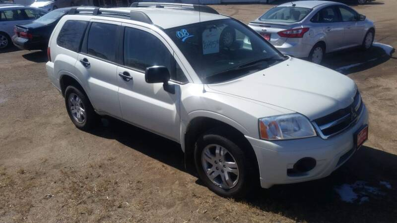 2008 Mitsubishi Endeavor for sale at Ron Lowman Motors Minot in Minot ND
