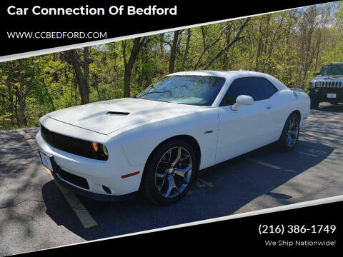 2016 Dodge Challenger for sale at Car Connection of Bedford in Bedford OH