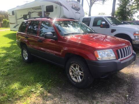 2004 Jeep Grand Cherokee for sale at Antique Motors in Plymouth IN