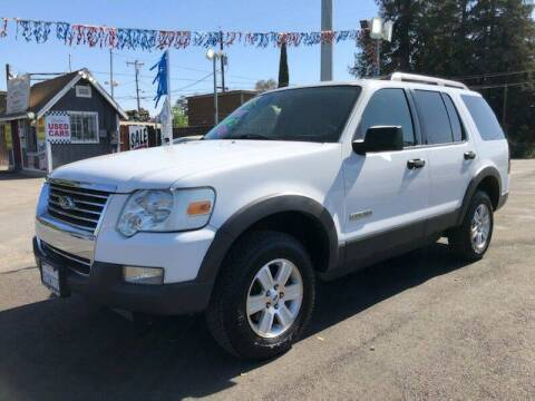2006 Ford Explorer for sale at C J Auto Sales in Riverbank CA