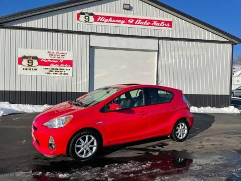 2013 Toyota Prius c for sale at Highway 9 Auto Sales - Visit us at usnine.com in Ponca NE