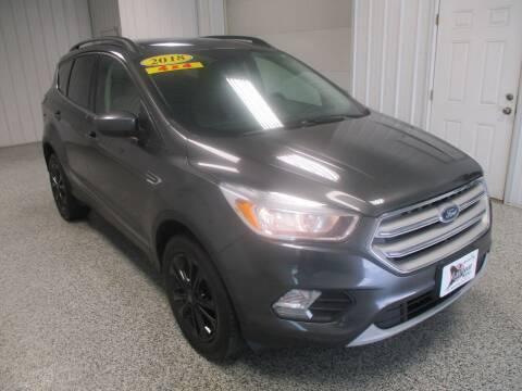2018 Ford Escape for sale at LaFleur Auto Sales in North Sioux City SD