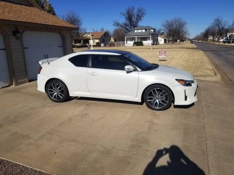 2016 Scion tC for sale at Eastern Motors in Altus OK