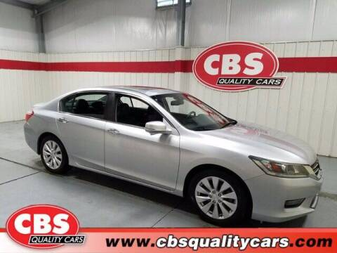 2015 Honda Accord for sale at CBS Quality Cars in Durham NC