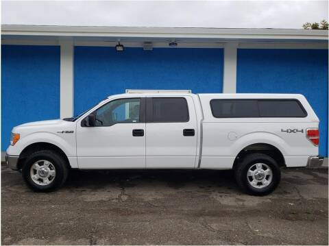 2014 Ford F-150 for sale at Khodas Cars in Gilroy CA
