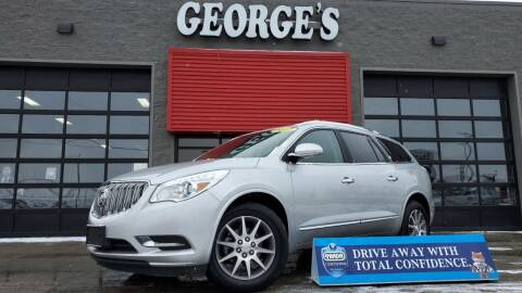 2017 Buick Enclave for sale at George's Used Cars - Pennsylvania & Allen in Brownstown MI