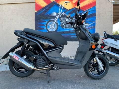 2011 Yamaha Zuma 125 EFI for sale at Chandler Powersports in Chandler AZ