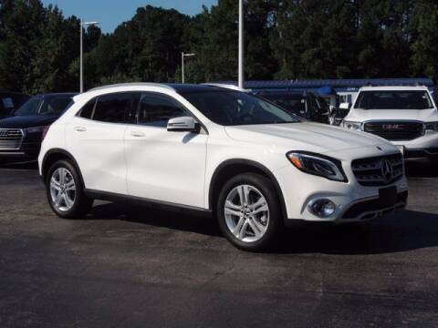 2020 Mercedes-Benz GLA for sale at Auto Finance of Raleigh in Raleigh NC