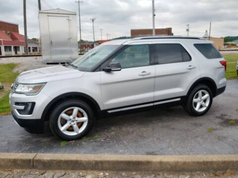 2016 Ford Explorer for sale at Big Boys Auto Sales in Russellville KY
