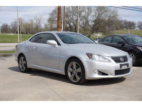 2011 Lexus IS 250C for sale at Sand Springs Auto Source in Sand Springs OK
