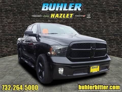 2018 RAM Ram Pickup 1500 for sale at Buhler and Bitter Chrysler Jeep in Hazlet NJ