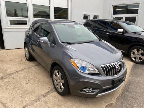 2014 Buick Encore for sale at Chief Automotive, Inc. in Bonduel WI