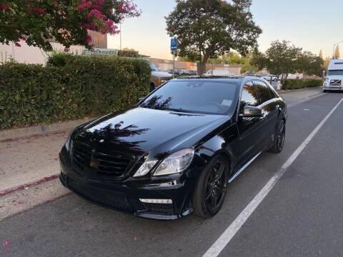 2010 Mercedes-Benz E-Class for sale at LG Auto Sales in Rancho Cordova CA