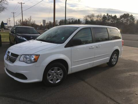 2012 Dodge Grand Caravan for sale at Premier Motors LLC in Crystal MN