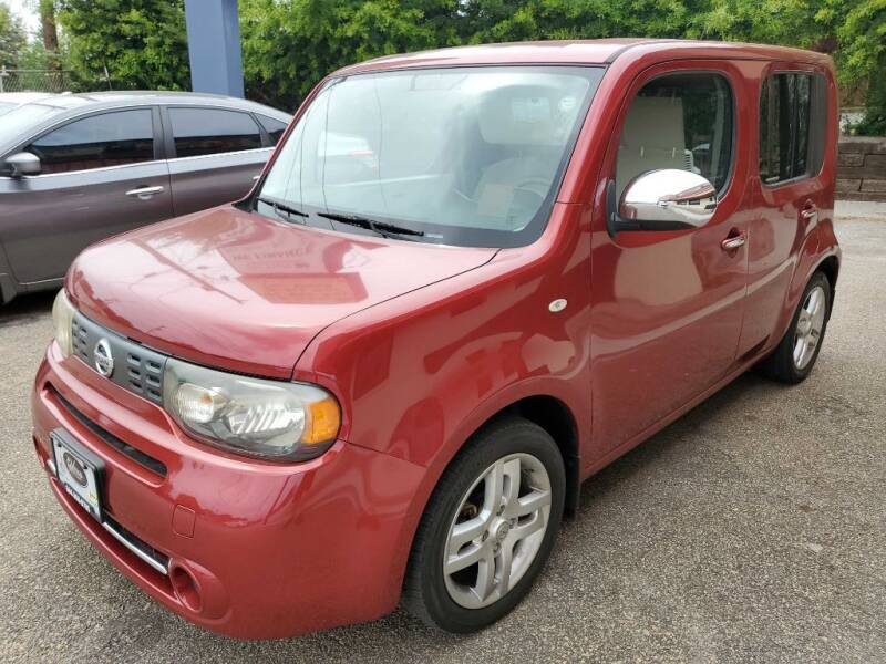 2013 Nissan cube for sale at THE TRAIN AUTO SALES & RENTALS in Taylors SC
