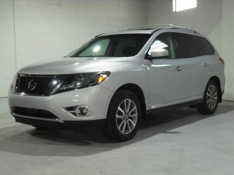 2013 Nissan Pathfinder for sale at Ohio Motor Cars in Parma OH