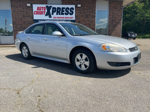 2010 Chevrolet Impala for sale at Auto Credit Xpress in Benton AR
