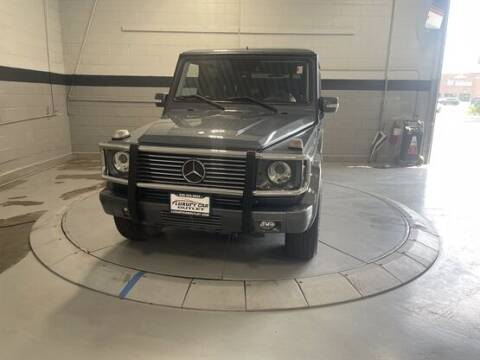2008 Mercedes-Benz G-Class for sale at Luxury Car Outlet in West Chicago IL