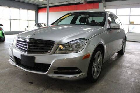 2012 Mercedes-Benz C-Class for sale at Road Runner Auto Sales WAYNE in Wayne MI