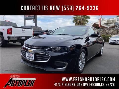2017 Chevrolet Malibu for sale at Fresno Autoplex in Fresno CA